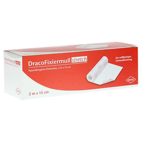 DRACOFIXIERMULL stretch 15 cmx2 m 1 Stück