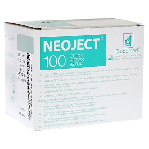 KANÜLEN Einmal Neoject Gr.20 0,4x19 mm 100 Stück