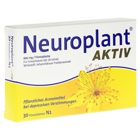 Neuroplant AKTIV 30 Stück N1