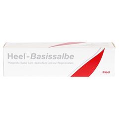 HEEL-Basissalbe 100 Gramm - Vorderseite