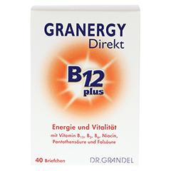 GRANDEL GRANERGY Direkt B12 plus Briefchen 40 Stück - Vorderseite