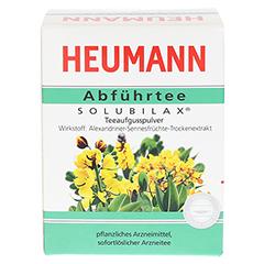 HEUMANN Abführtee Solubilax 30 Gramm - Vorderseite