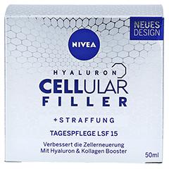 NIVEA CELLULAR Anti-Age Tagespflege LSF 15 50 Milliliter - Vorderseite