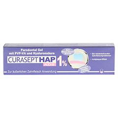 CURASEPT HAP 1% Parodontal Gel Hyaluronsäure 30 Milliliter - Vorderseite