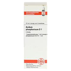 ACIDUM PHOSPHORICUM Urtinktur D 1 20 Milliliter N1 - Vorderseite