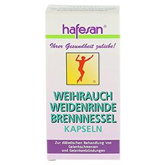 Hafesan Weihrauch + Weidenrinde + Brennessel 60 Stück - Vorderseite