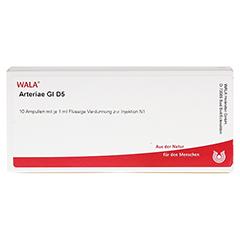 ARTERIAE GL D 5 Ampullen 10x1 Milliliter N1 - Vorderseite