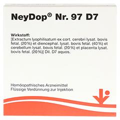 NEYDOP Nr.97 D 7 Ampullen 5x2 Milliliter N1 - Vorderseite