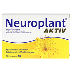 Neuroplant AKTIV 30 Stück N1 - Vorderseite