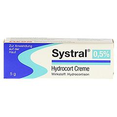 Systral Hydrocort 0,5% 5 Gramm - Vorderseite