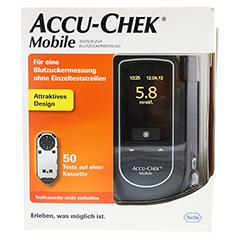 ACCU-CHEK Mobile Set mmol/l III 1 Stück - Vorderseite