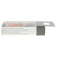 BLUTSTILLENDES Pflaster 2x7 cm SHOCKSTOP 15 Stück - Linke Seite
