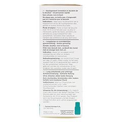 GUM Afta Clear Mundspülung 120 Milliliter - Linke Seite