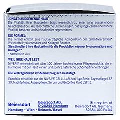 NIVEA CELLULAR Anti-Age Tagespflege LSF 15 50 Milliliter - Linke Seite