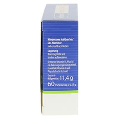 ORTHOMOL Vitamin D3 Plus Kapseln + gratis Kochbuch Vegan BBQ Orthomol 60 Stück - Linke Seite