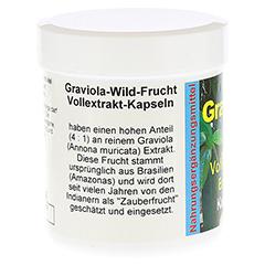 GRAVIOLA VOLLEXTRAKT 600 mg Kapseln 90 Stück - Rechte Seite