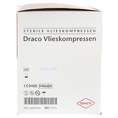 VLIESSTOFF-KOMPRESSEN 7,5x7,5 cm steril 4fach 25x2 Stück - Rechte Seite