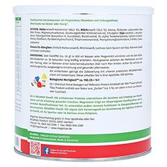 EIWEISS 100 Erdbeer Megamax Pulver 750 Gramm - Rechte Seite