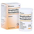 STROPHANTHUS COMP.Herztabletten 50 Stück N1