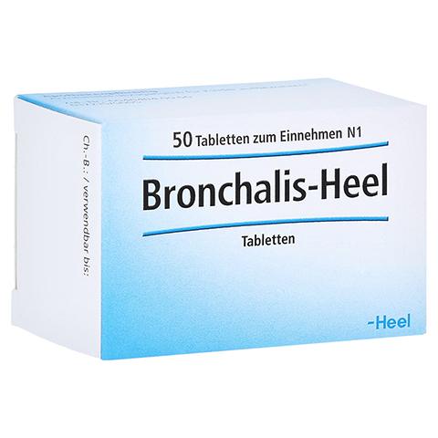 BRONCHALIS Heel Tabletten 50 Stück N1