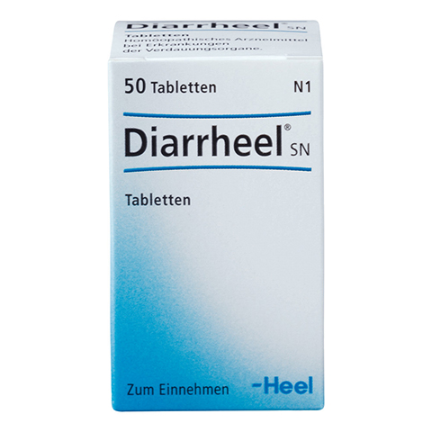 DIARRHEEL SN Tabletten 50 Stück N1