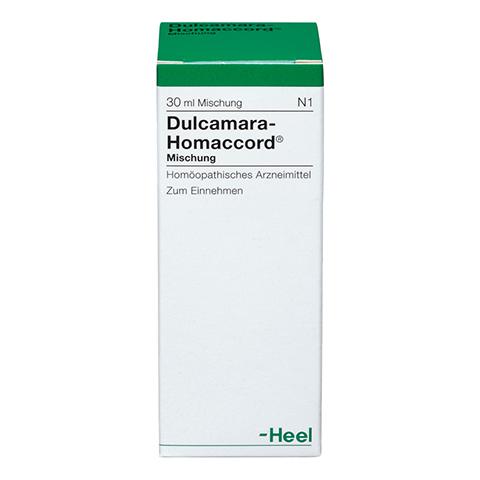 DULCAMARA HOMACCORD Tropfen 30 Milliliter N1