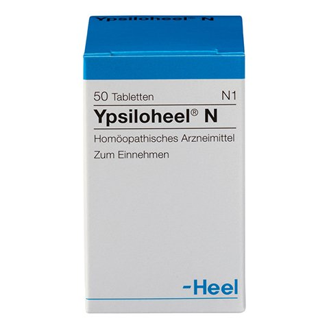 YPSILOHEEL N Tabletten 50 Stück N1