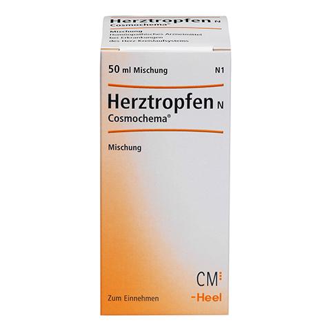 HERZTROPFEN N Cosmochema 50 Milliliter N1