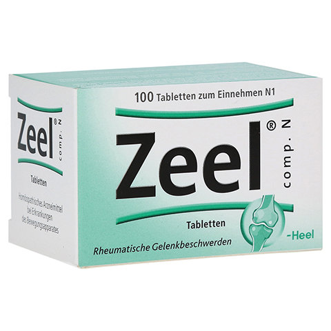 ZEEL comp.N Tabletten 100 Stück N1