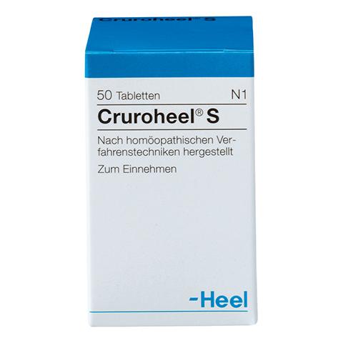 CRUROHEEL S Tabletten 50 Stück N1