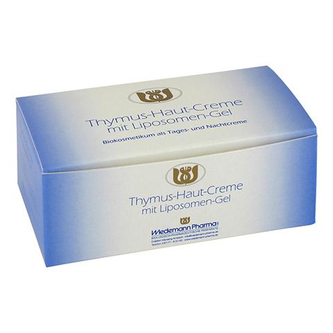 THYMUS HAUTCREME m.Liposom.2x15ml Gel+Creme 50 Milliliter