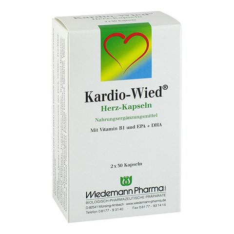 KARDIO WIED Kapseln 2x30 Stück