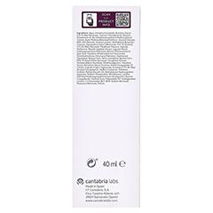 NEORETIN Gelcream SPF 50 40 Milliliter - Rückseite