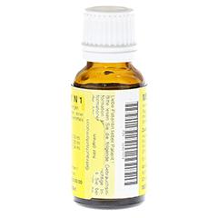MERIDIANKOMPLEX 5 Tropfen zum Einnehmen 20 Milliliter N1 - Rückseite