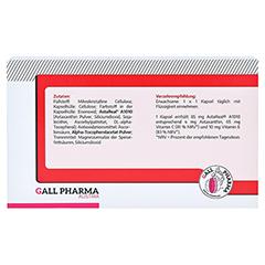 ASTAXANTHIN 4 mg GPH Kapseln 60 Stück - Rückseite