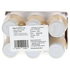 HIPP Trinknahrung Kürbis & Karotte hochkalorisch 6x200 Milliliter - Oberseite