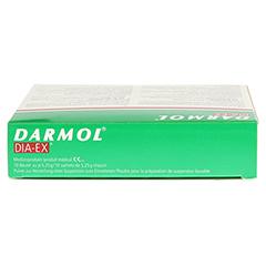 DARMOL DIA-EX Pulver z.Herstell.e.Susp.z.Einn. 10 Stück - Oberseite