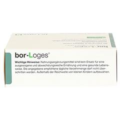 BOR-LOGES Tabletten 120 Stück - Oberseite