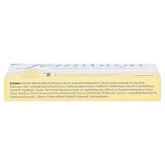 FEMIBION Schwangerschaft 1 D3+800 µg Folat Tabl. 30 Stück - Unterseite
