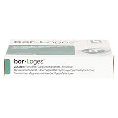 BOR-LOGES Tabletten 60 Stück - Unterseite