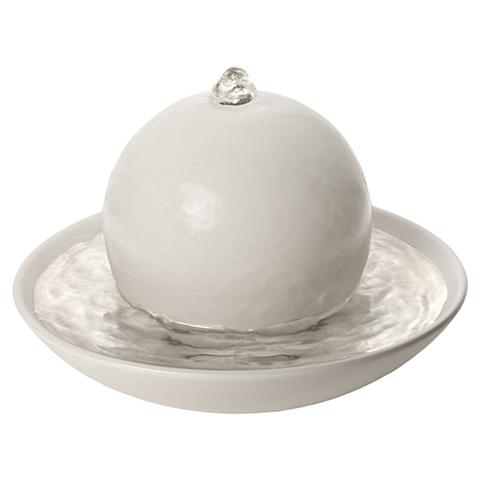PRIMAVERA Duftbrunnen Rondo cremeweiß 1 Stück
