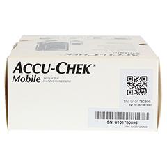 ACCU-CHEK Mobile Set mmol/l III 1 Stück - Unterseite