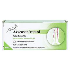 Aescusan retard 100 Stück N3 - Vorderseite