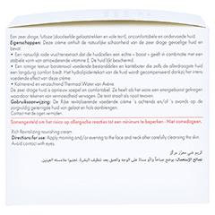 Avène Les Essentiels Revitalisierende Nutritive Creme reichhaltig 50 Milliliter - Linke Seite