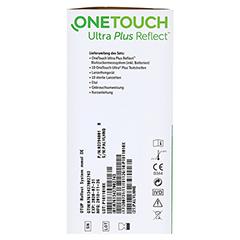 ONE TOUCH Ultra Plus Reflect Blutzuckermess.mmol/l 1 Stück - Rechte Seite
