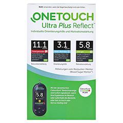 ONE TOUCH Ultra Plus Reflect Blutzuckermess.mmol/l 1 Stück - Rückseite