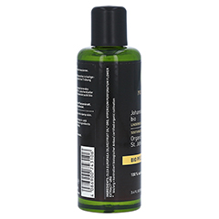 PRIMAVERA Johanniskraut Öl Bio 100 Milliliter - Rückseite