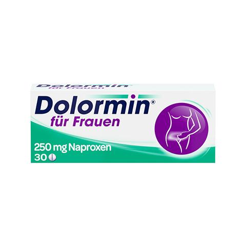 Dolormin für Frauen mit Naproxen 30 Stück N1