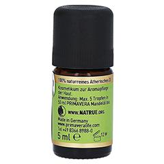 PRIMAVERA Angelikawurzel Öl kbA ätherisch 5 Milliliter - Rechte Seite