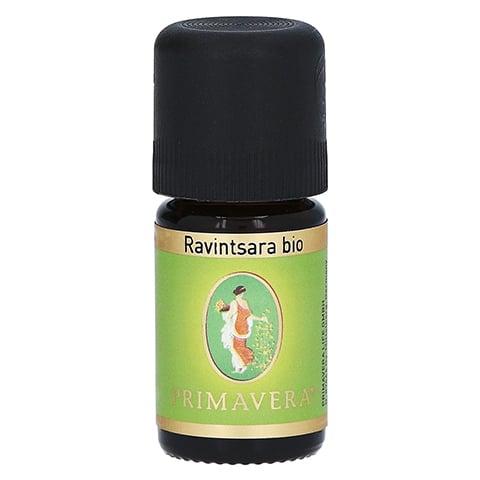 PRIMAVERA Ravintsara Bio ätherisches Öl 5 Milliliter